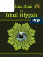 Es Take Ten of Dhul Hijjah