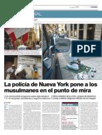 Musulmanes y NYPD