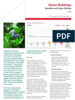 DTZ _Research _Alert _Dated_Sep-2009_Green Buildings Benefits and Future Outlook