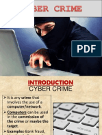 Cyber Crimer 2003 Final
