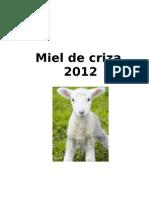 TOTUL Despre Mielul de Criza 2012-2