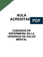 Enfermería en Salud Mental