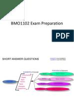 BMO1102 Exam Preparation