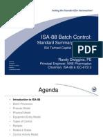 Batch Control - IsA 9-21-2010