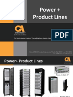 9. Power + Product Lines