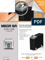 2. Mega SA25 Catalogue