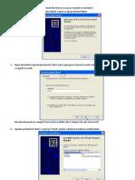 Instalare Certificat