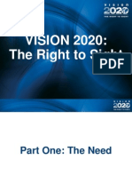 VISION 2020 Master Presentation Ppt