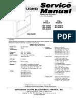 Mitsubishi - WS-55809 Service Manual