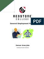 Job Packet 4.3.12