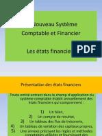 Etats Financiers