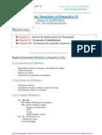 Economie Monétaire et Financière II-Séance1