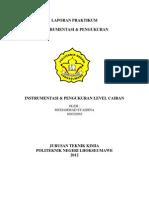 Laporan Praktikum Muhammad Syaidina