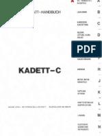 Handbuch 2A Fahrgestell, Blechteile