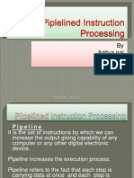 TOPIC-Piplelined Instruction Processing