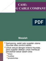 Sam Yeong Cable Co