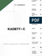 Handbuch 5E Rahmen, Vorderachse