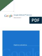 Google AdWords Seminar V2.0