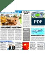 Avança Goiás N.42 Impresso 09/04/2012