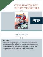 CONTEXTUALIZACIÓN DEL LATIFUNDIO EN VENEZUELA.ppt
