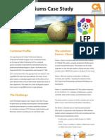 Football Stadiums Case Study