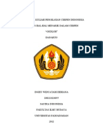 PENGKAJIAN CERPEN INDONESIA