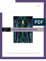 2012 Group 2 Term 2 Project - Lymphatic System_FINAL