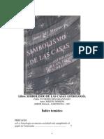 Maria Moreno Josep - Libro Simbolismo de Las Casas
