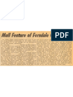1968 10 11 Detroit News Mall Feature of Ferndale Celebration