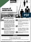 1281ipamb 01 2011 Prova Auxiliar de Saude Bucal