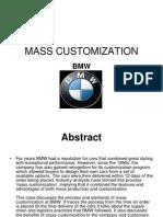 Mass Customization at BMW