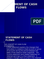 3 Statement of Cash Flow