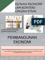 Nurulnurul Esemen-pembangunan Ekonomi Dalam Kontek Hubungan Etnik