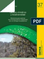 IARNA 37-Cambio Climatico Biodiversidad