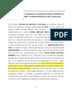 Borrador Addendum Al Convenio Mag - Municipalidad de La Cruz III