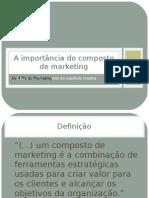 COMPOSTO DE MARKETING versão para impressão