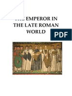 The Emperor in the Late Roman World