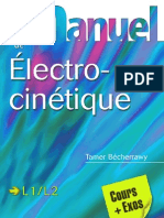 Mini Manuel d'Electrocinetique