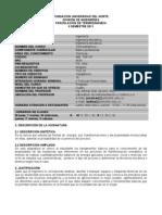Parcelacion Termodinamica I II 2011. 7061-07
