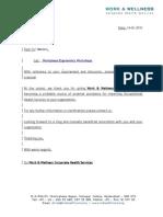 Workplace Ergonomics Proposal