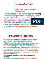 Servomechanisms