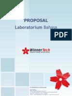 Proposal LabBahasa