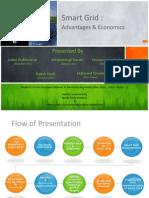 smartgridadvantageseconomicspresentation-12966259338159-phpapp01