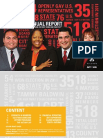 2011 Annual Report - Gay & Lesbian Victory Fund and Institute