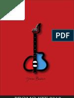 Diego Budicin PromoKit 2012_ITA