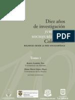 Diez años de investigación Jurídica y Sociojurídica en Colombia