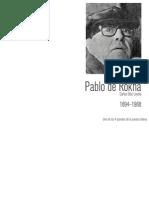 Pablo y Winett de Rokha /Pablo Paredes