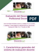 Evaluacion Del Desempeno Profesional Docente Rodolfo Bonifaz