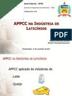 APPCC na indústria de Laticínios