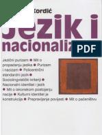 Snjezana Kordic Jezik i Nacionalizam